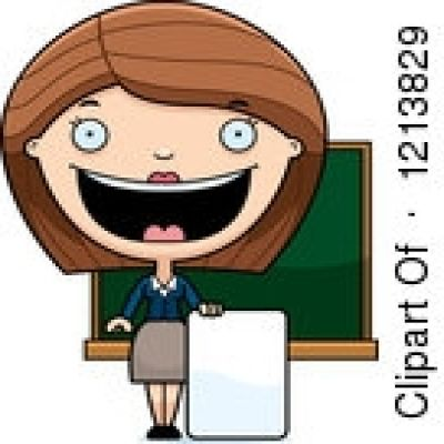 400x400 Excited Clipart