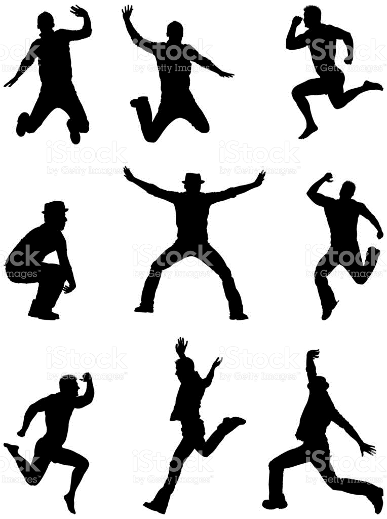 764x1024 Excited People Jumping Clipart Amp Excited People Jumping Clip Art