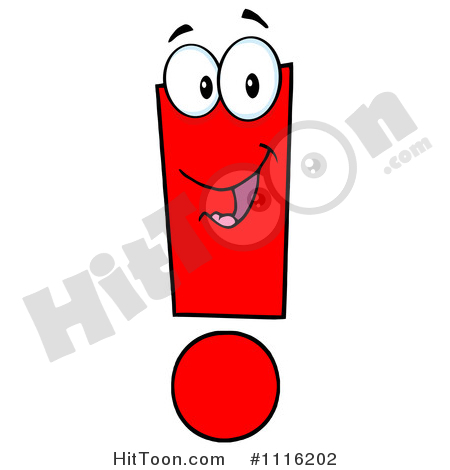 450x470 Exclamation Point Clipart