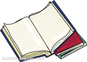 300x212 Clip Art Of A Pile Of Books