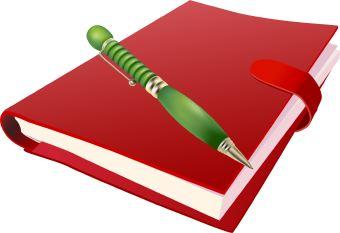 340x233 Book Clipart Exercice