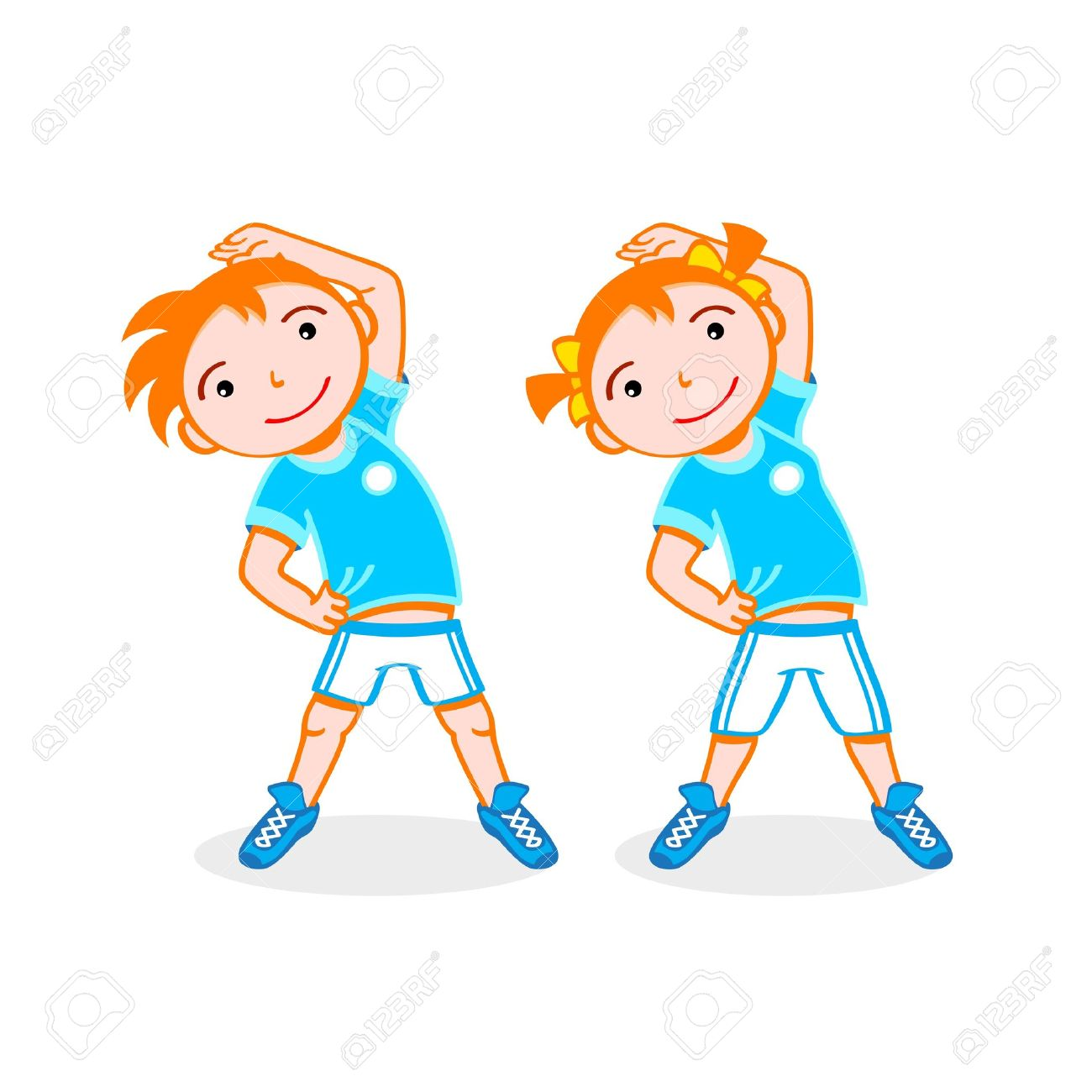 Exercise Cartoon Images | Free download on ClipArtMag