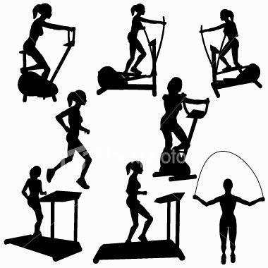 380x380 Exercise Clip Art