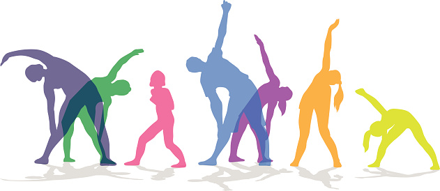 631x274 Graphics For Exercise Class Clip Art Graphics