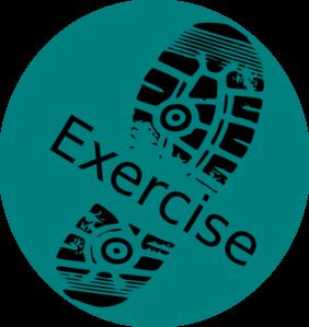 282x299 Exercise Clip Art