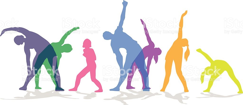 1024x445 Group Exercise Clip Art 101 Clip Art