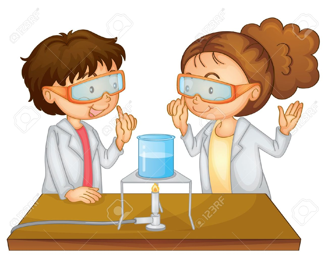 1300x1034 Laboratory Clipart Child Scientist