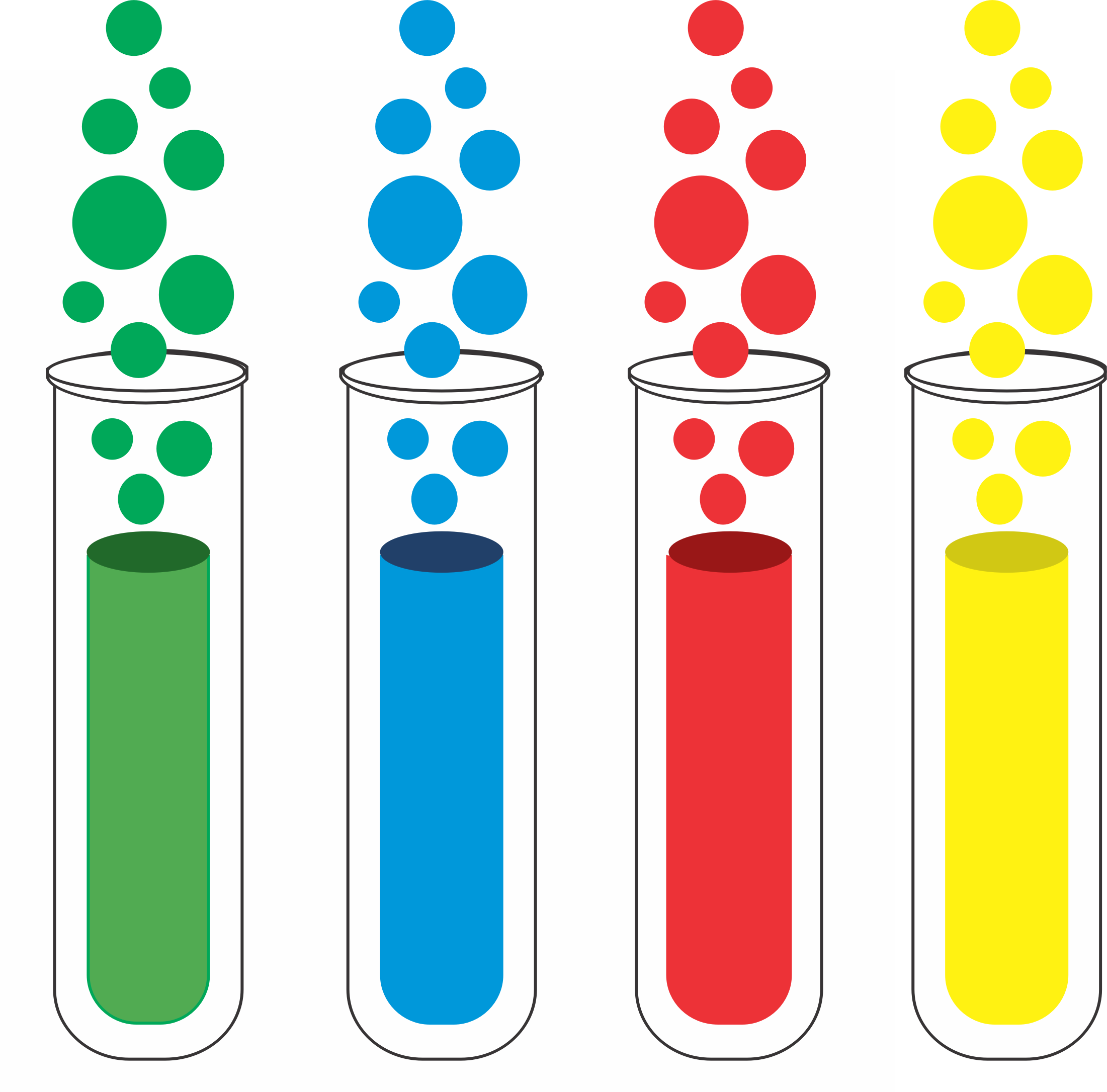 2201x2172 Test Tube Clipart