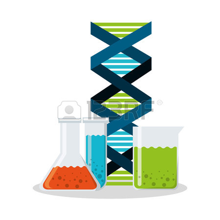 450x450 Tube Test Laboratory Experiment Icon Vector Illustration Design
