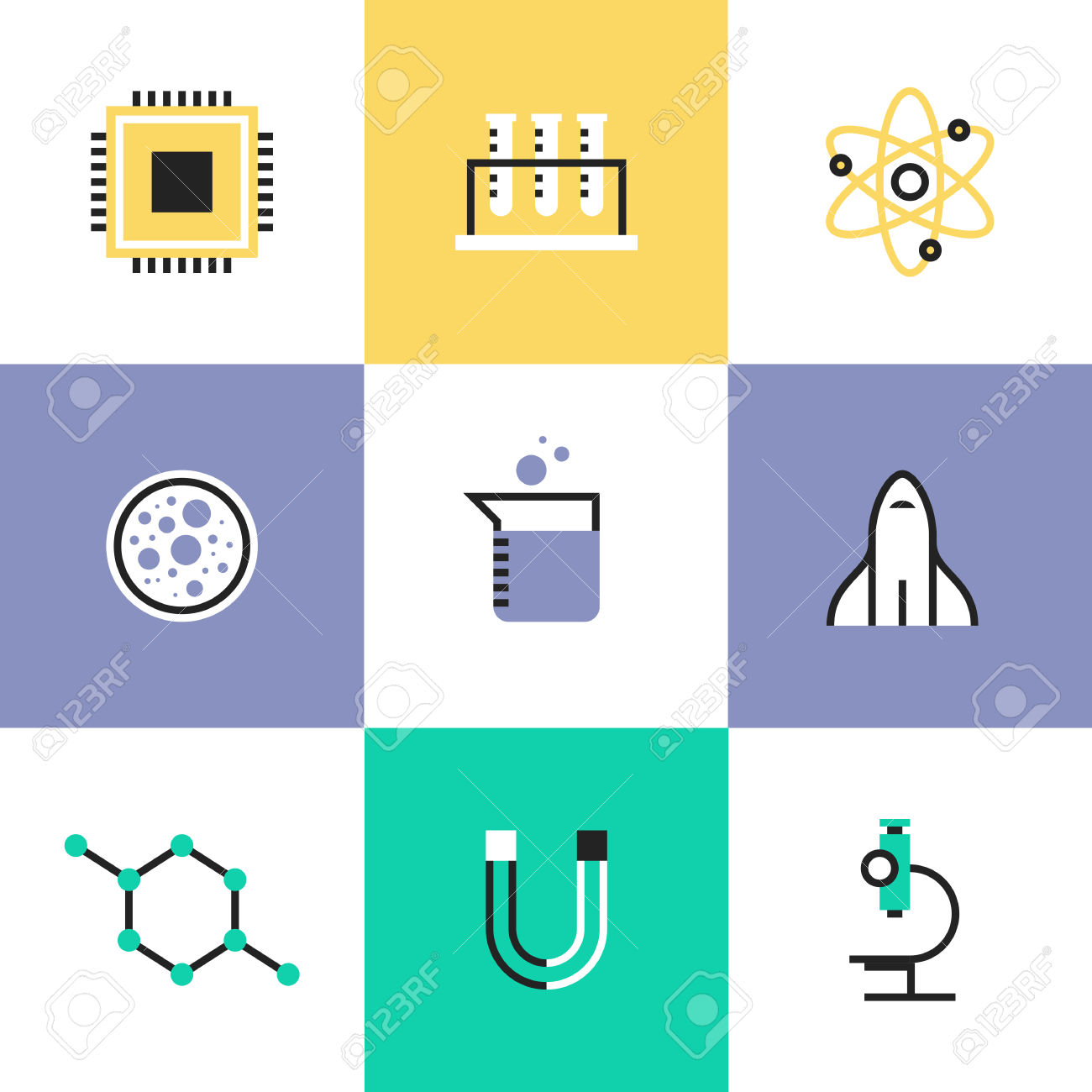 1300x1300 Bio Clipart Physics Experiment