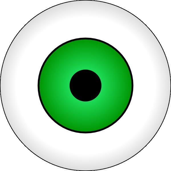600x600 Tonlima Olhos Verdes Green Eye Clip Art Free Vector 4vector