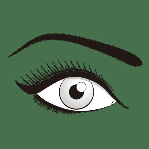 512x512 Eye Icon
