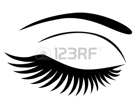 450x351 Beautiful Female Brown Eye Royalty Free Cliparts, Vectors, And