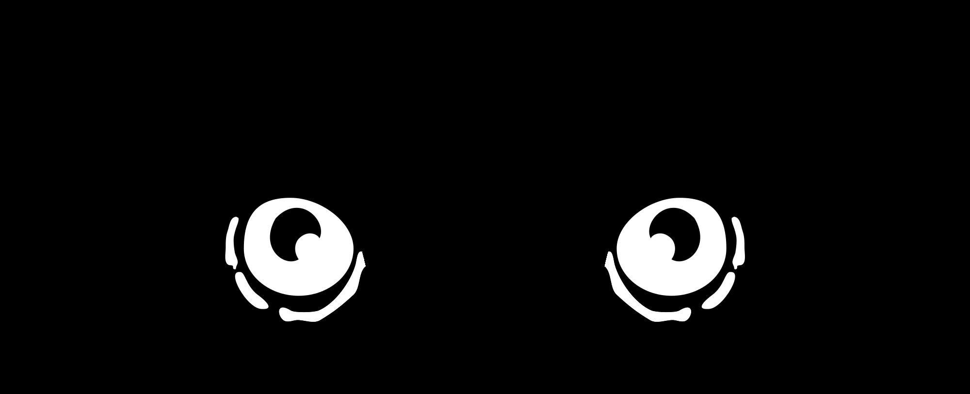2000x813 Filetiger Eye Vector.svg