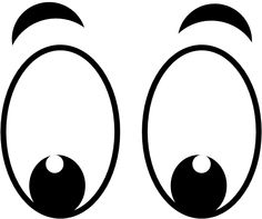 236x197 Eyes Clipart Black And White