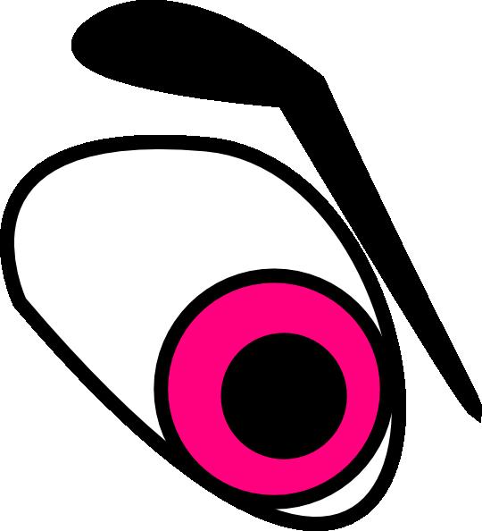 540x594 Evil Eye Clip Art