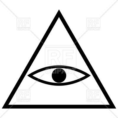 400x400 All seeing eye icon