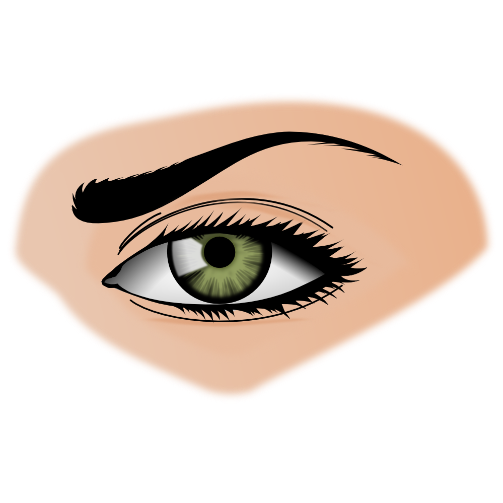 999x999 Eye clip art the cliparts