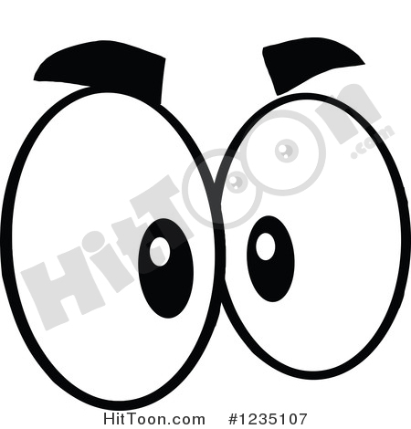 450x470 Mad Eyes Clipart