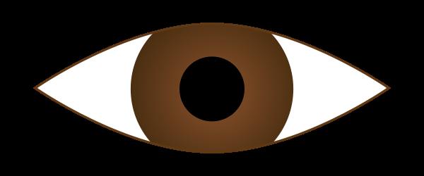 600x250 Free Clip Art Eyes