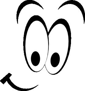279x297 Smiley Eyes Clip Art