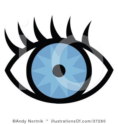 400x420 Eye Clip Art Royalty Free Eye Clipart Illustration