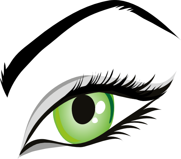 600x527 Eye Png, Svg Clip Art For Web
