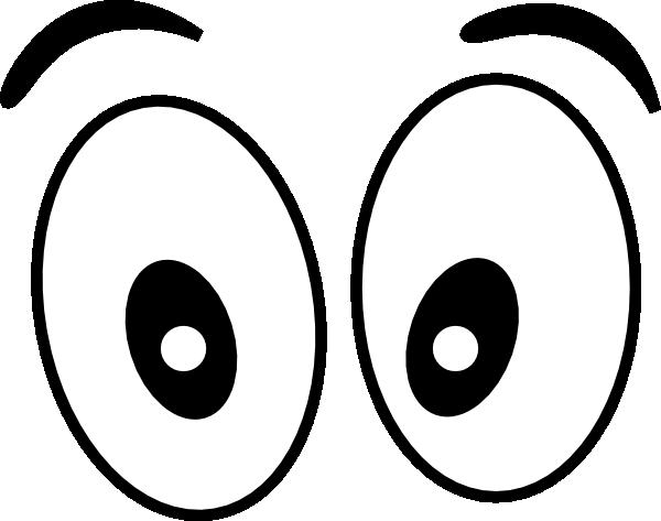 600x473 Eyes Clip Art