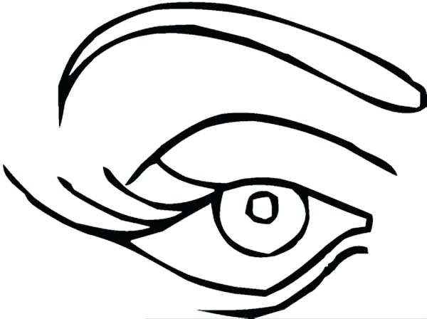 600x448 Eye Doctor Coloring Pages Perfect Page For Books With Thaypiniphone