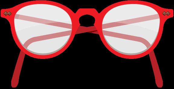 576x296 Eyeglasses Clip Art Free 2
