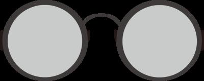400x160 Eyeglasses Clip Art Free 5