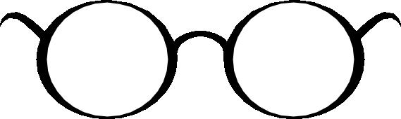 569x170 Similiar Eyeglasses Clip Art To Color Keywords