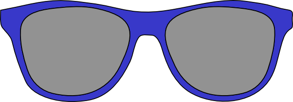 600x209 Sunglasses Clip Art Eye Glasses Free Vector For Free Download