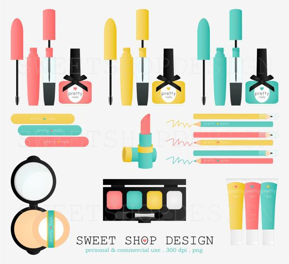 Eye Makeup Clipart