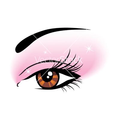 380x400 Eye Clipart Eye Makeup