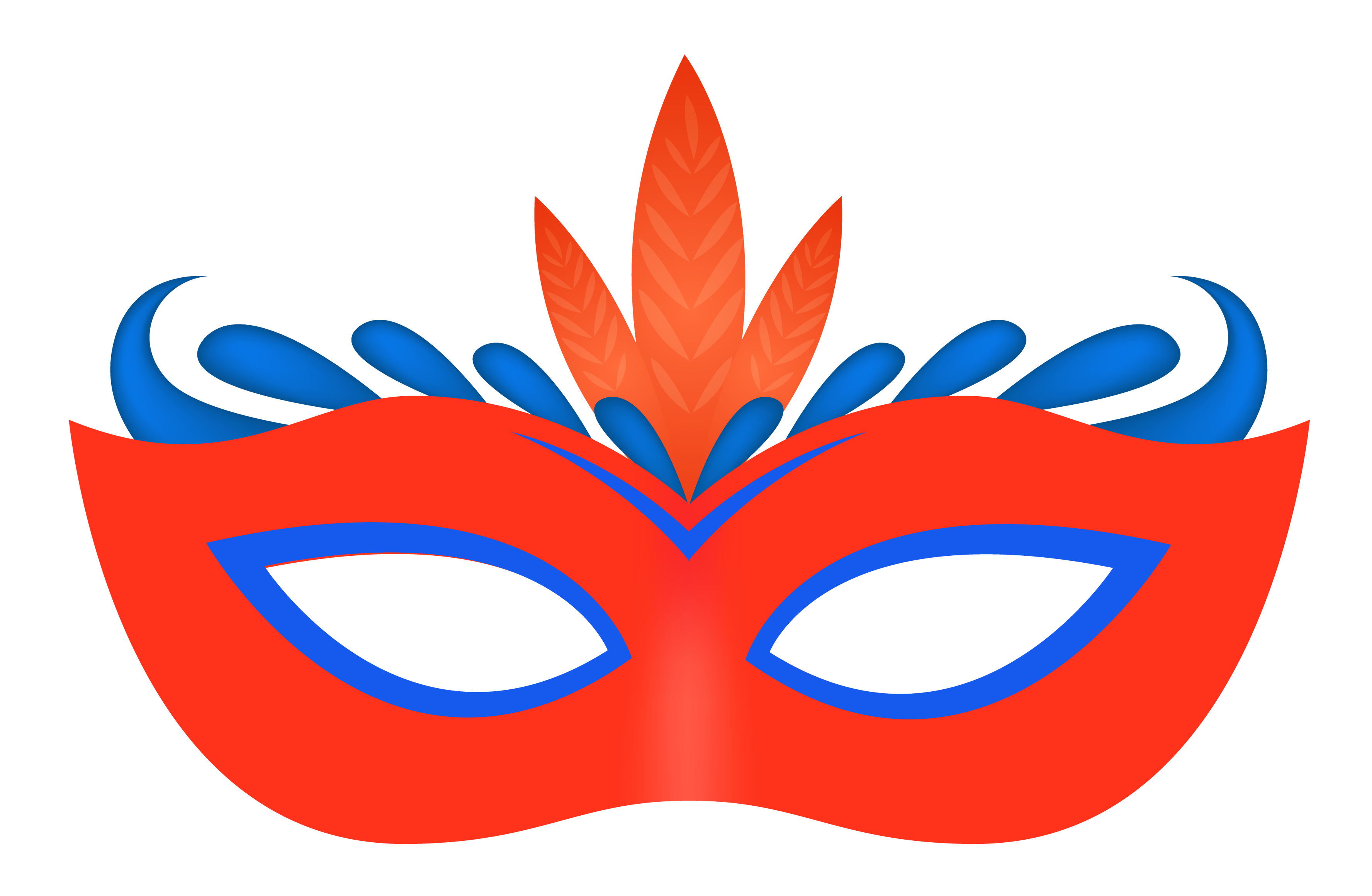 3552x2320 Carnival Eye Mask Png Image