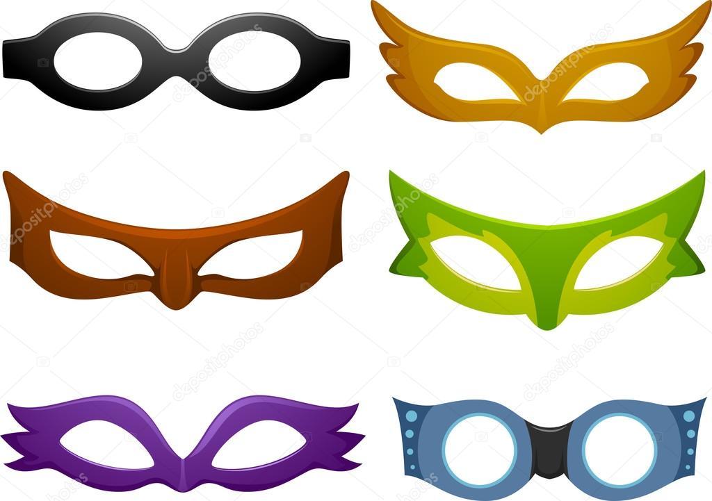 1024x721 Eye Mask Designs Stock Photo Lenmdp