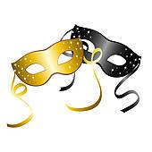 170x170 Masquerade Clip Art
