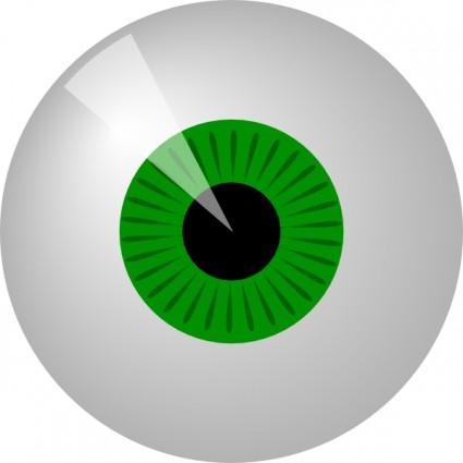 425x425 Cartoon Eye Clip Art Free Vector In Open Office Drawing Svg Svg 2