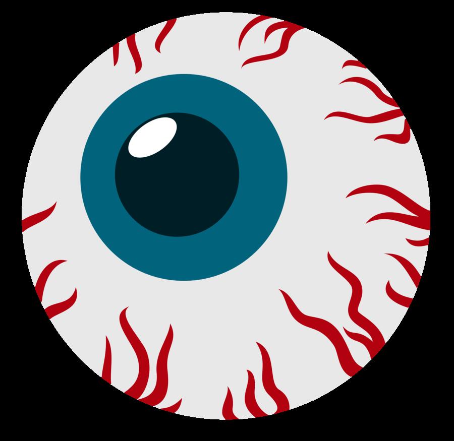 900x875 Creepy Clipart Eyeball
