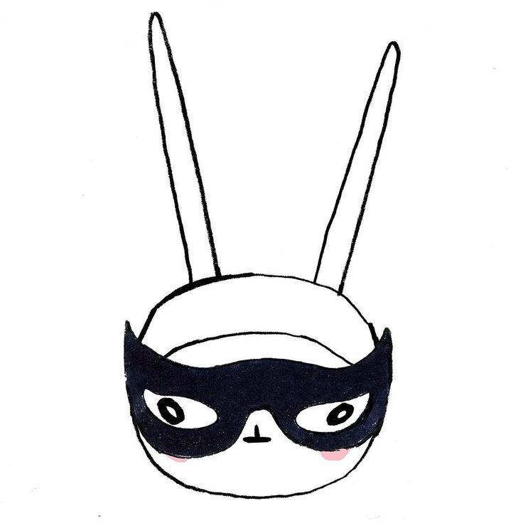 736x736 Bunny Eye Brow Clipart