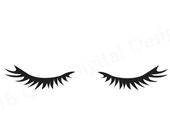 Eyelashes Clipart | Free download on ClipArtMag