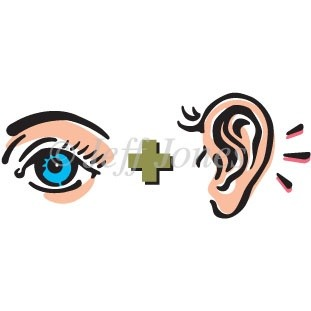 311x311 Eyes And Ears Clipart