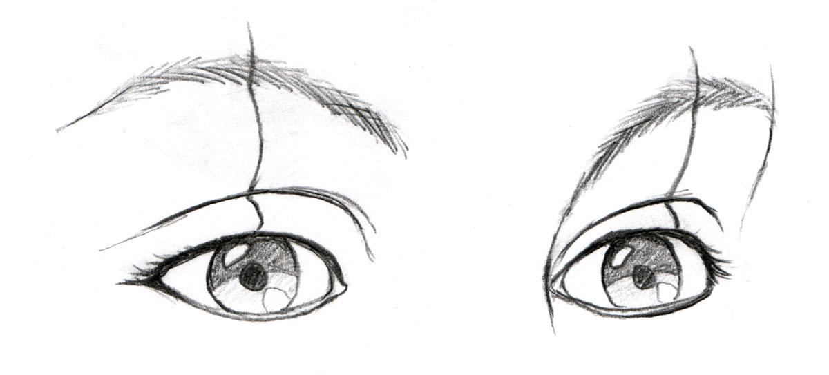 1200x543 Johnnybro's How To Draw Manga Drawing Manga Eyes (Part I)