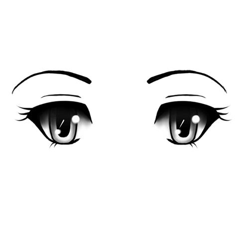 480x480 Manga And Anime Eyes Anime Eyes, Eye And Manga