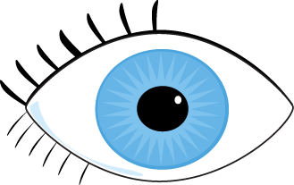 329x207 Looking Eyes Clip Art Free Clipart Images 2