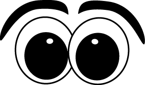 293x172 Cartoon Eyes Clipart Free