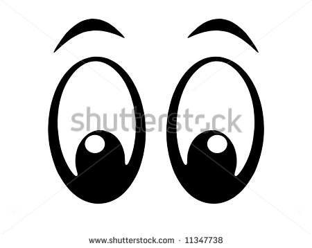 450x358 Eyes Clipart Looking
