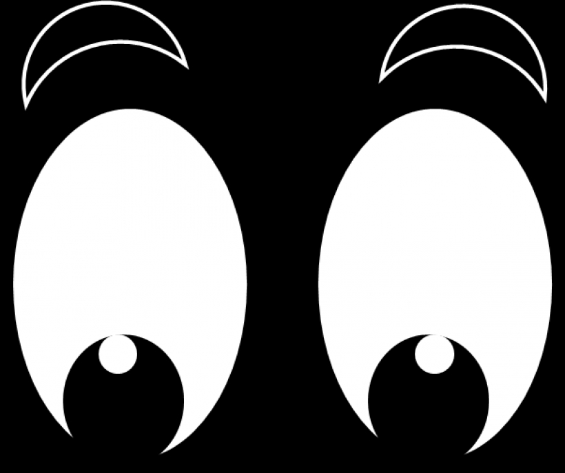 820x687 Eyes Looking Down Clipart Eyes Looking Down Clipart Cartoon Eyes