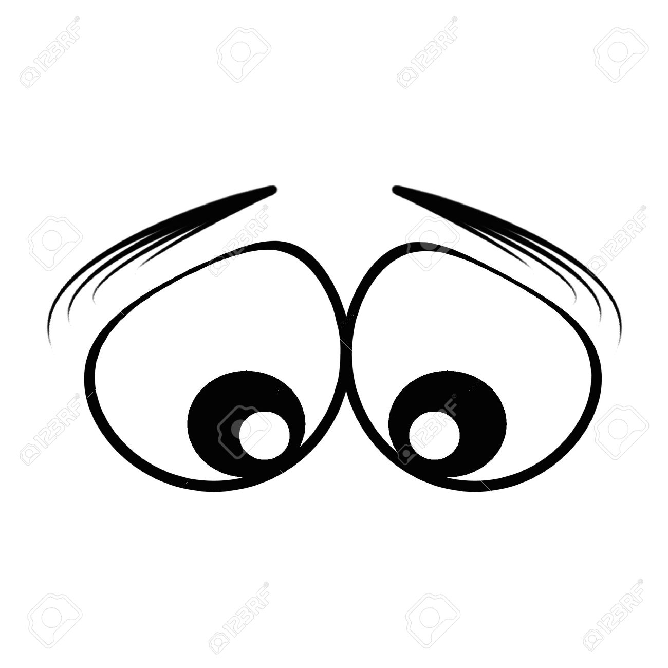 1300x1300 Look Eyes Clipart Cliparts